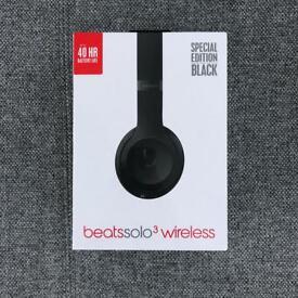 Beats Solo 3 Wireless - UNOPENED BOX