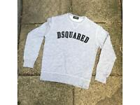 Dsquared grey jumper