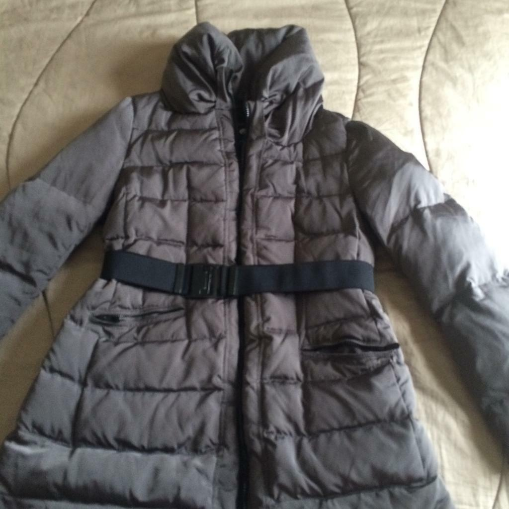 Zara winter jacket size XL - size 12/14