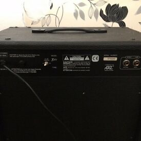 Amp and Wireless Microphone. Excellent Condition