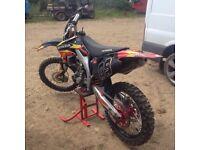 Honda crf 450 2005