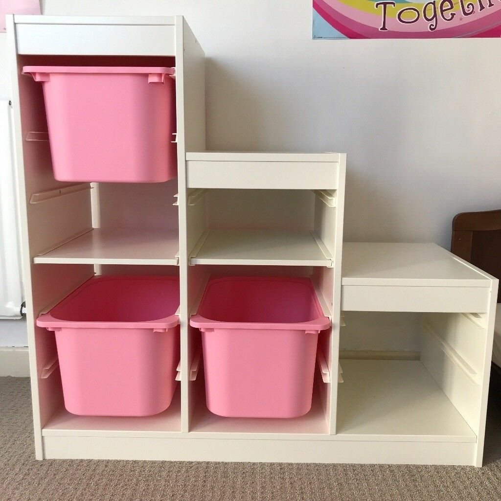 Still available ikea trofast frame shelve unit shelves for Ikea box shelf unit