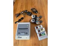 Super Nintendo (SNES Pal Version)