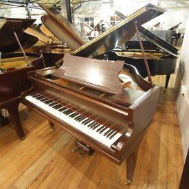 John Broadwood Baby Grand Piano Mahogany By Sherwood Phoenix Pianos