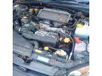 Subaru Impreza WRX Blobeye - 2005