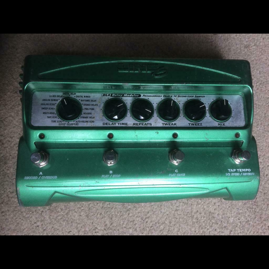 Line 6 DL4 delay pedal | in Kentish Town, London | Gumtree