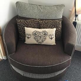 Rotational chair