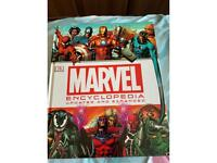 DK Marvel Encyclopaedia updated and expanded