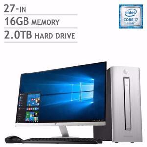 HP ENVY 750-339cb i7-6700 3.4GHz 16GB 2TB 2GB NVIDIA 730 Win 10 Home - GROS SPÉCIAL CHEZ BESTCOST.CA  !