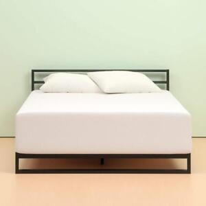 (1 AVAILABLE) New Zinus Memory Foam 12 Inch Green Tea Mattress, Queen, PICKUP ONLY PU2