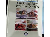 Quick and easy workday dinners
