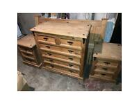 Bedroom Furniture (Sold)