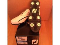 Footjoy Hydrolite Golf Shoes 10.5 UK , NEW IN BOX