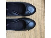 Marks and Spencer Ladies size five ballerina pumps