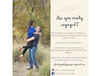Couple wanted for free photoshoot - your time in exchange for free professional photographs