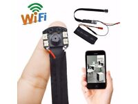 Mini Wifi Spy Module Cam CCTV IP Wireless Surveillance Camera For Smart Phone