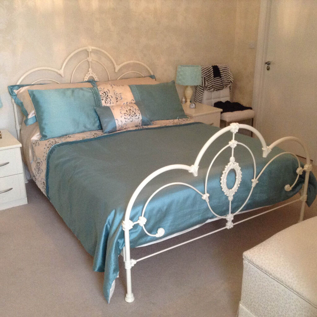 Laura Ashley Bedroom Laura Ashley Somerset Bed Frame King Size In Worthing West