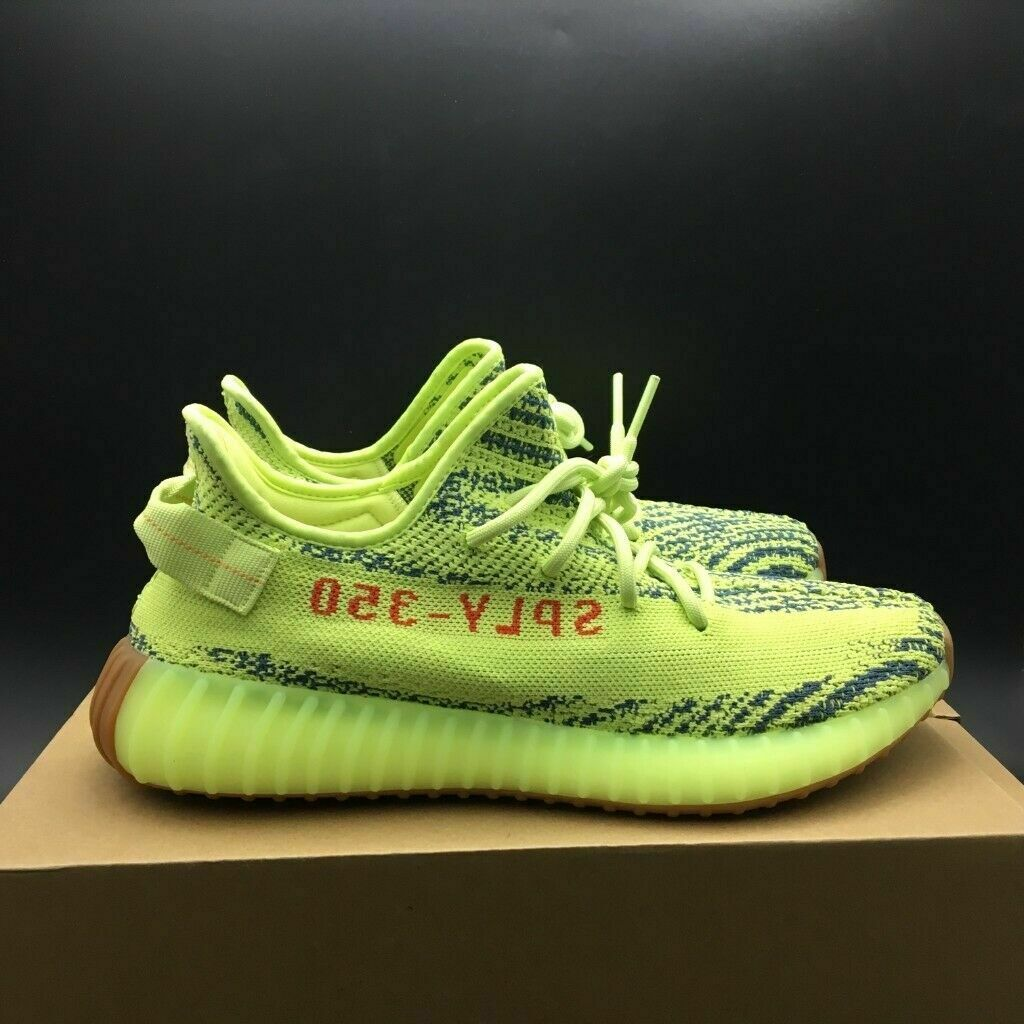 brand new c5fe7 8cd01 Adidas Yeezy Boost 350 V2 - frozen yellow (Free Worldwide Delivery) - All  Sizes Available