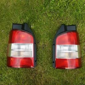 Vw t5 tail lights