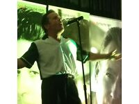 50s 60s Tribute Act - Ricky Fontayne