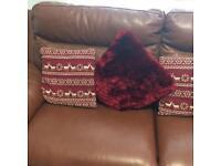 Red Dear cushion