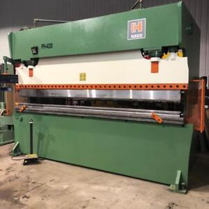 (USED) PRESS BRAKE / HACO 200T x 4100mm