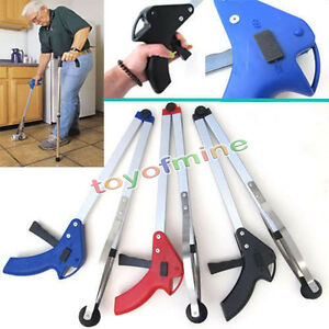 Easy Reaching Grip Pick Up Claw Gripper Grabber Helping Hand Extend Arm Tool