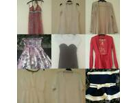 Ladies clothing various sizes prices from £1