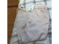 H&M Light Pink Trousers