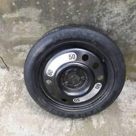 Jaguar xj6 spare wheel and tool kit