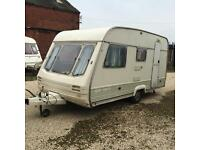 4BERTH SWIFT WITH END BUNKBEDS MORE IN STOCK AND WE CAN DELIVER