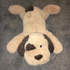 Large dog teddy