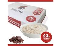MacroTitan™Protein Oats Chocolate Porridge