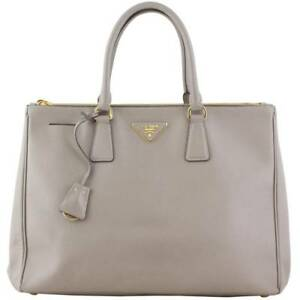 2bf9c3952c8b13 Authentic Prada Saffiano Lux Galleria Double Zip Tote Medium | Bags ...