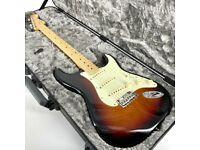 2017 Fender American Professional Stratocaster - Sunburst - Mint - Trades