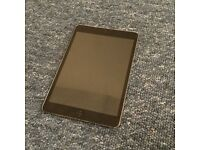 16GB iPad Mini (1st Gen.)- with Logitech Canvas Keyboard Case