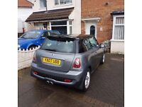 mini cooper lovely condition inside and outside.low mileage.long mot.