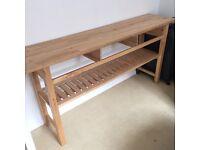 IKEA wooden sideboard