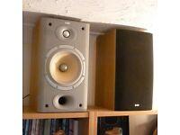 Speakers B&W DM601