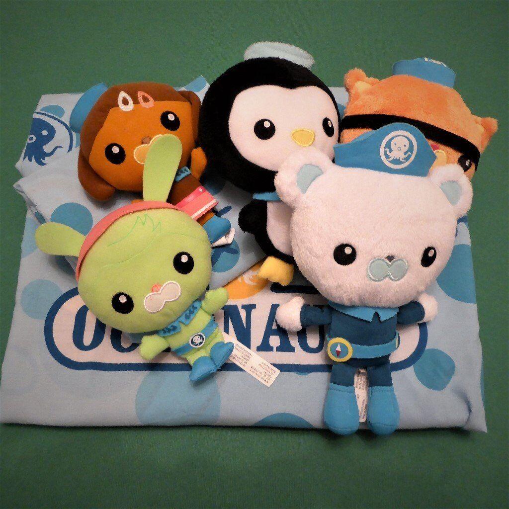 Octonauts Teddy and Bedding Gift Set | in Runcorn, Cheshire | Gumtree