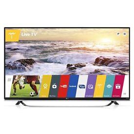 "LIKE NEW LG 60""4K SMART, 3D TV"