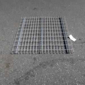 Grates 40L X 40W Fits Recessed Cross Bar On 44 Uprights