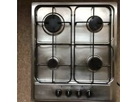 Four Ring Gas Hob