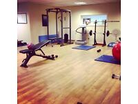 Personal Training In A Private Fitness Studio