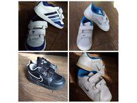 Infant boys shoes size 4.5 -7