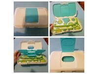 Baby Koo-di travel changing essentials box