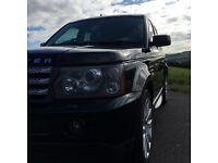Range Rover Sport HSE 3.6 TDV8