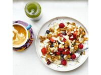 Creative Brunch Chef for Award Winning Aussie Cafe