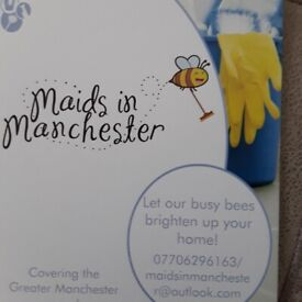 Maids in Manchester, Greater Manchester, Domestic and end of tenancy/Deep Cleans!