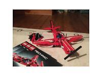 Lego technic 2in1 jet plane + Lego race car